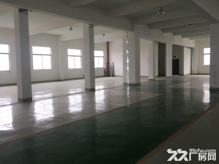 惠山中惠大道附近大型产业园7000㎡标准厂房出租-图(3)