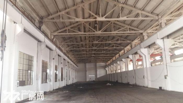 新区鸿山鸿翔路园区1350㎡标准厂房带行车出租-图(1)