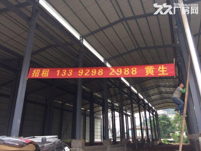 珠洞中磊石材市场全新石材厂房出租-图(1)
