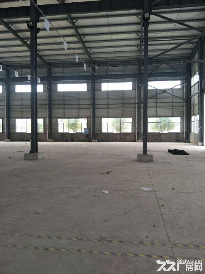 工业园标准钢架结构厂房