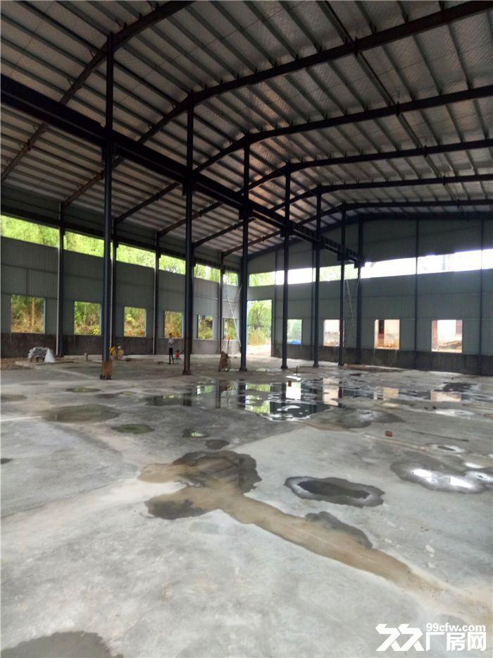 独门独院50010000平米标准钢结构厂房出租