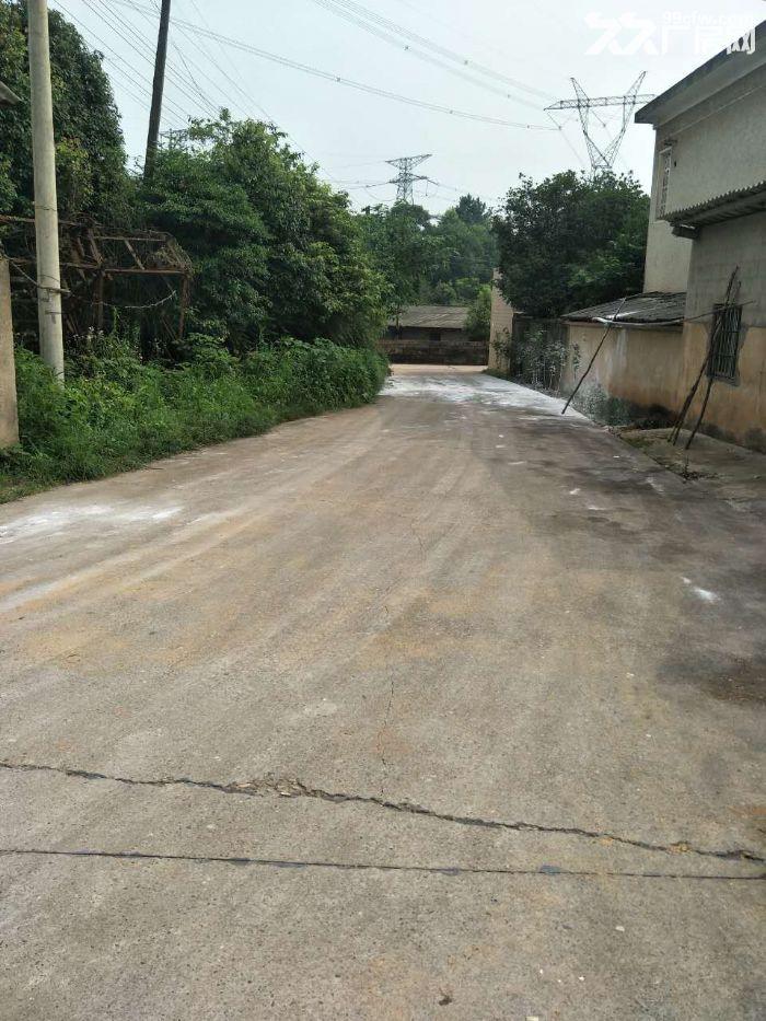 毛塘标准钢架结构厂房出租-图(3)