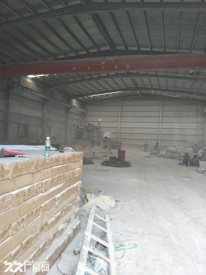 毛塘标准钢架结构厂房出租-图(5)