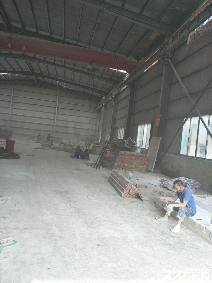 毛塘标准钢架结构厂房出租-图(6)