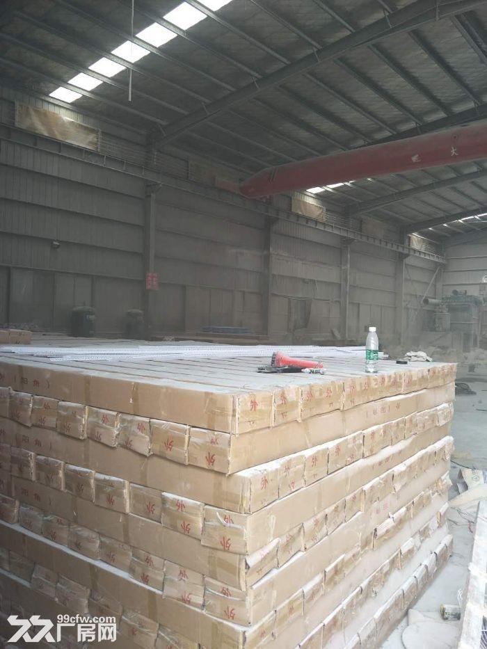 毛塘标准钢架结构厂房出租-图(7)