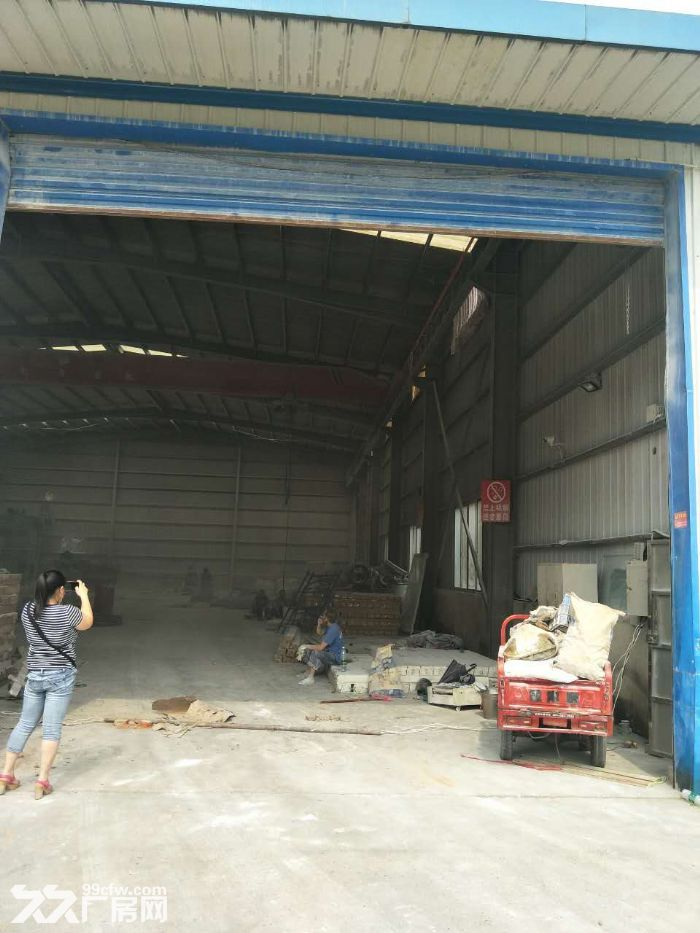 毛塘标准钢架结构厂房出租-图(8)