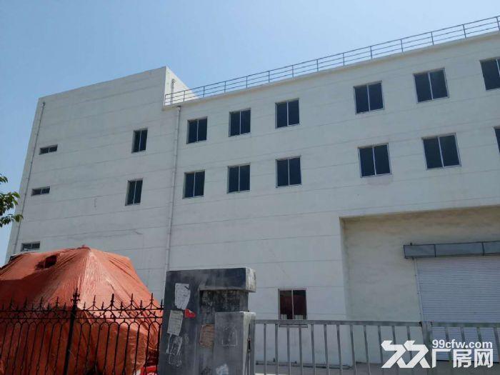 青岛市开发区新建12000平大厂区-图(1)