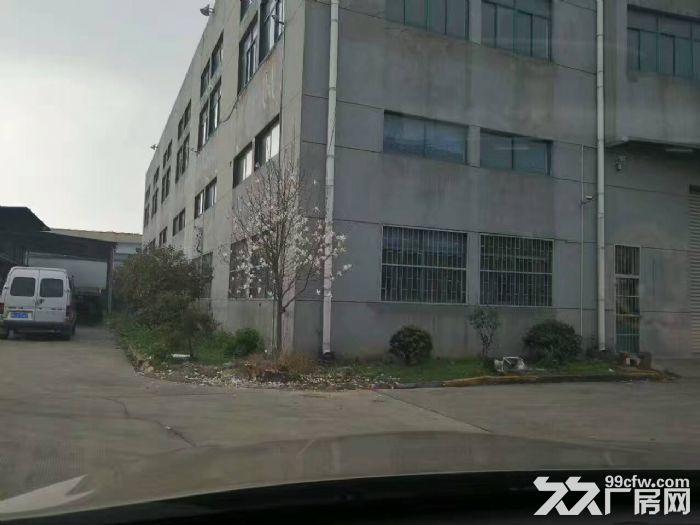 南翔工业区7200平米外环边上独门独院厂房出租,场地大,形象好,产证齐全,104-图(1)