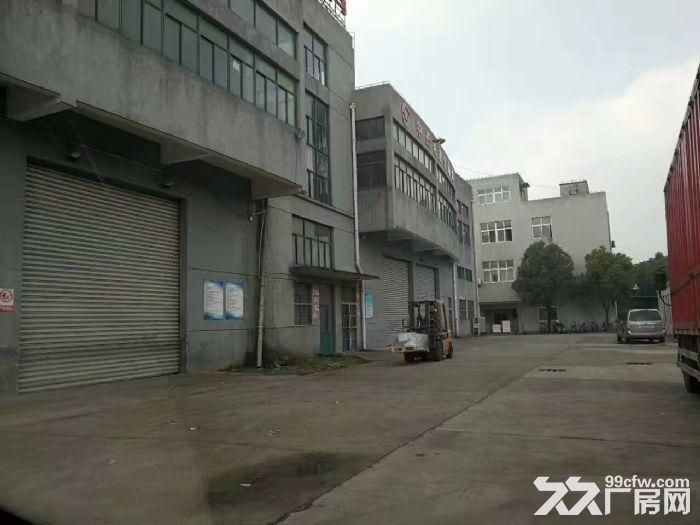 南翔工业区7200平米外环边上独门独院厂房出租,场地大,形象好,产证齐全,104-图(2)