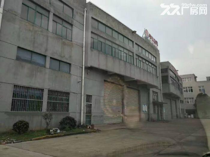 南翔工业区7200平米外环边上独门独院厂房出租,场地大,形象好,产证齐全,104-图(3)