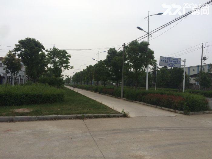 清浦工业园(主干道)第一排排独栋厂房(带独立办公楼)-图(5)