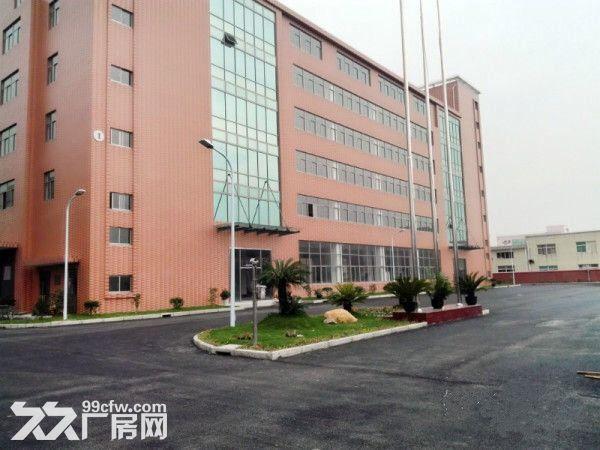 车墩厂房大平层1300平厂房货梯宿舍适研发无税收要求-图(7)