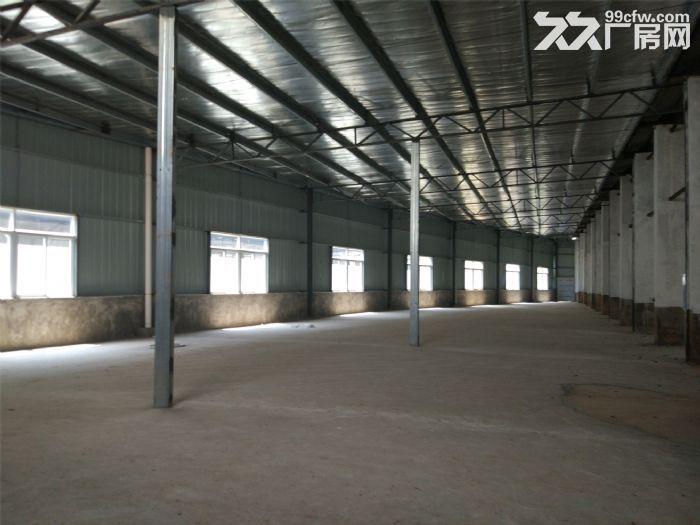 东九路与望仙路附近6000㎡新建轻钢结构层高9米配电300KW-图(1)