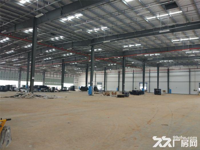 东九路与望仙路附近6000㎡新建轻钢结构层高9米配电300KW-图(2)
