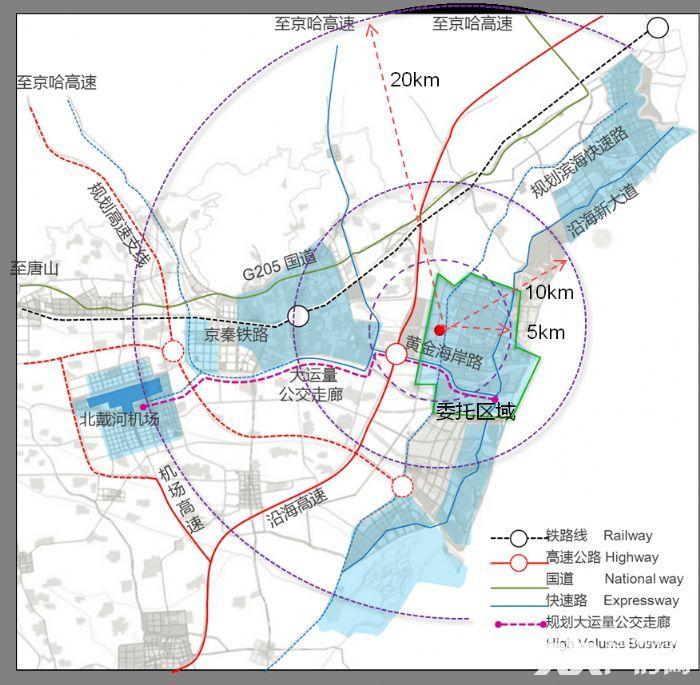 【华夏幸福】土地类−北戴河新区招商引资-图(1)