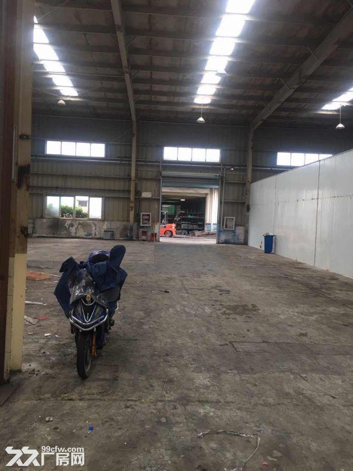安亭新出3800平方米厂房带行车-图(2)