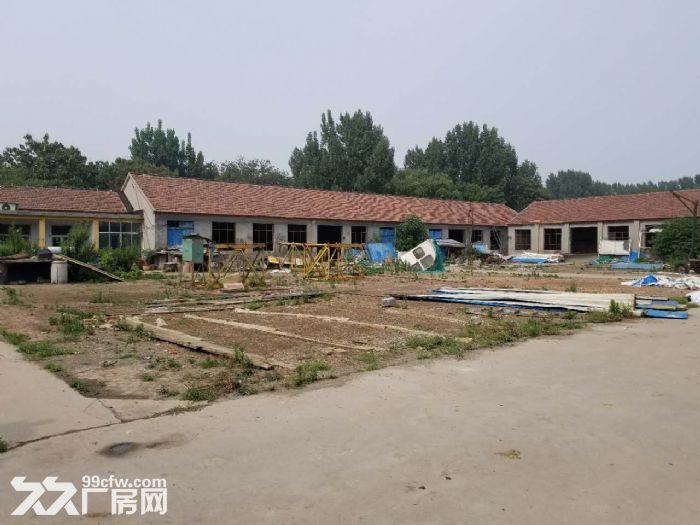 周村区南郊镇东陈工业园厂房场地出租-图(1)