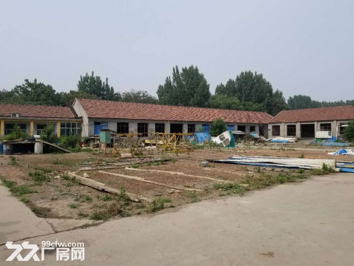 周村区南郊镇东陈工业园厂房场地出租-图(3)
