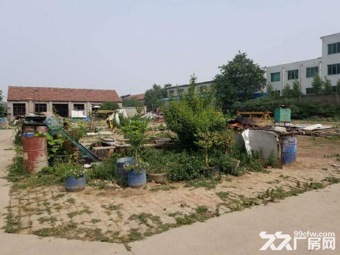 周村区南郊镇东陈工业园厂房场地出租-图(5)