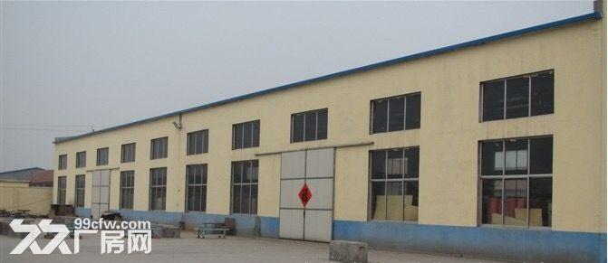 廊坊文安廊沧高速龙街出口处出租土地5亩,可建厂房、仓库-图(1)
