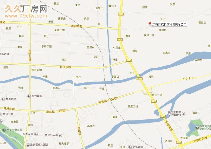 淮安市新建标准厂房出租-图(8)
