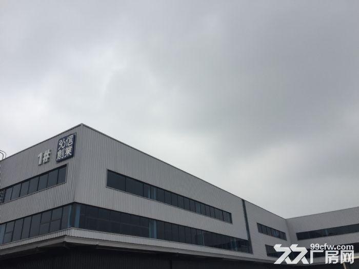 翔安大道旁全新厂房仓库出租-图(1)