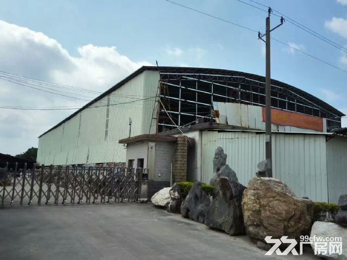 高要厂房招租(位于高要新桥324线国道旁)-图(2)