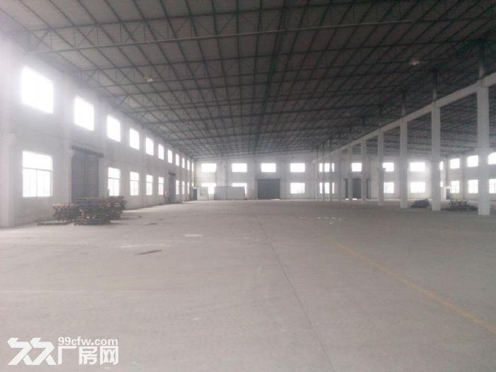 潮连18000方单一层厂房招租(可分租)-图(1)
