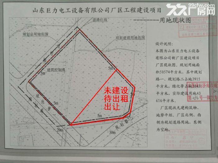 经开区工业用地出租转让-图(1)