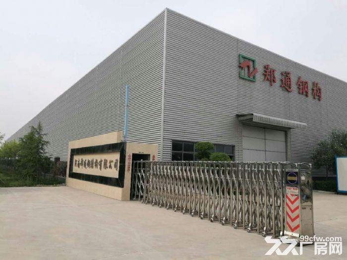 河南郑通钢结构有限公司厂房和空地出租-图(2)