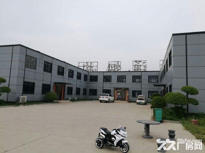 河南郑通钢结构有限公司厂房和空地出租-图(3)