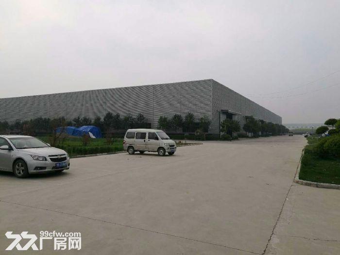 河南郑通钢结构有限公司厂房和空地出租-图(4)