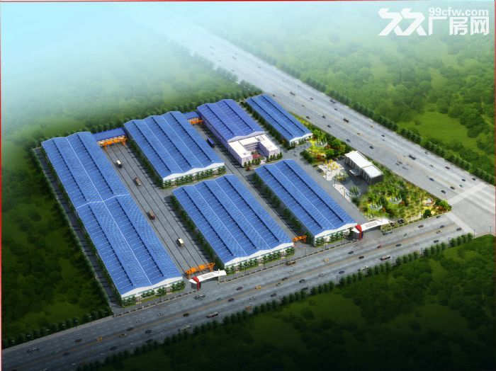 河南郑通钢结构有限公司厂房和空地出租-图(6)