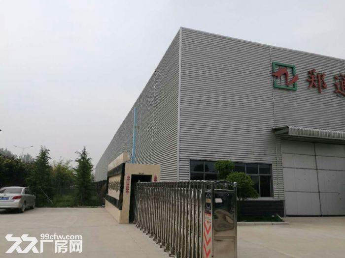 河南郑通钢结构有限公司厂房和空地出租-图(8)
