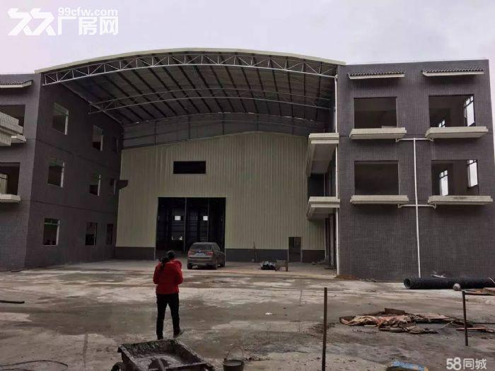 三水乐平工业区17280平方米高度12米的厂房低价出租-图(1)