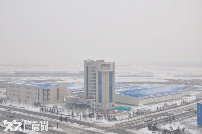 出租中外运长春物流中心库房-图(2)