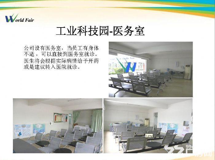 鹤山共和镇世逸工业园招租-图(1)