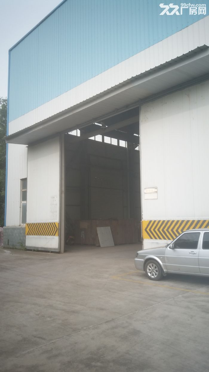 园区标准钢构厂房13米高5吨行车专变大车进出方便-图(2)