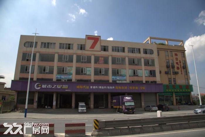 顺德龙江整幢商业楼出售,一线马路面,交通便利-图(3)