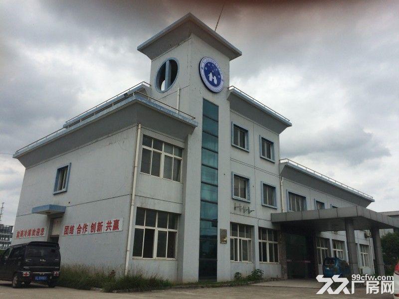 丹徒区三山镇国道旁工业厂房出租-图(1)
