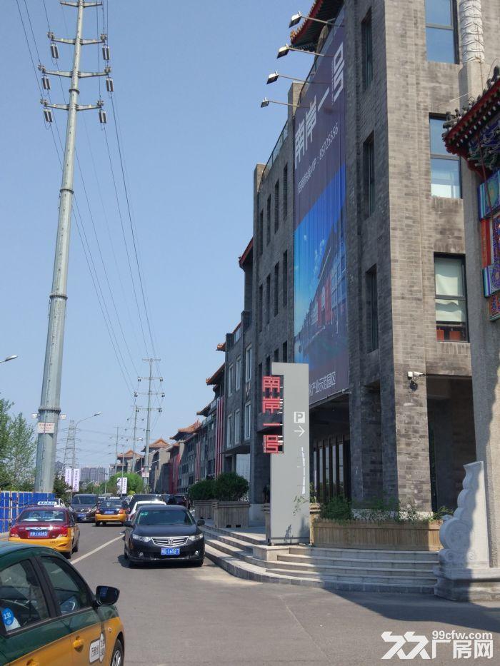 东四环CBD商圈四惠地铁南岸一号精装300平独栋产业园办公租-图(1)