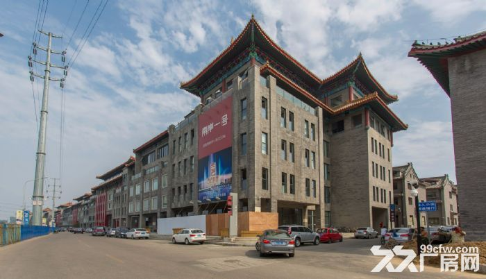 东四环CBD商圈四惠地铁南岸一号精装300平独栋产业园办公租-图(3)