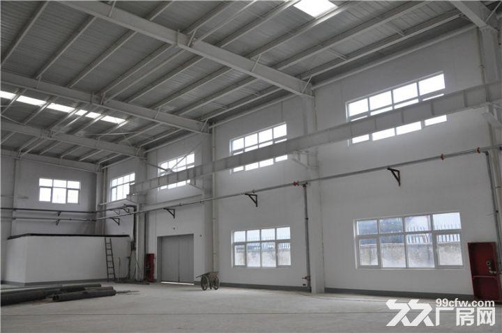 双港新建形象佳独院厂房5000平米出租,可分-图(1)