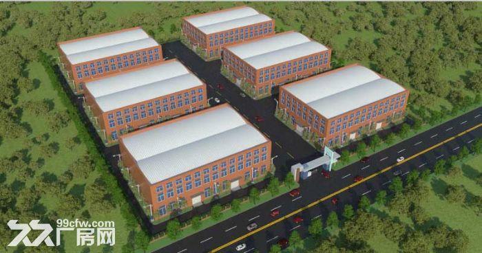 北京周边−固安4千−1.6万平米厂房出售−水电宿办公证件齐全-图(2)