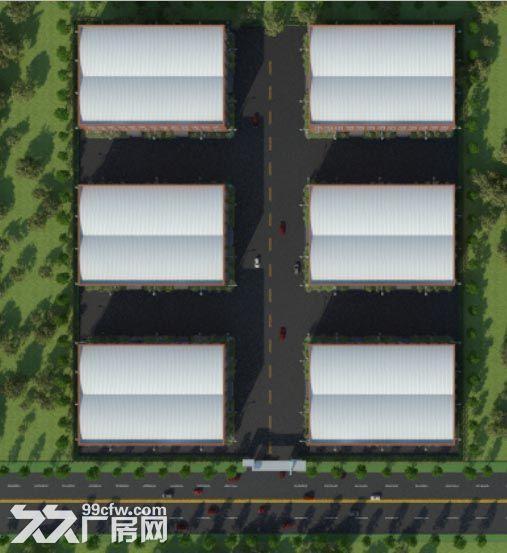 北京周边−固安4千−1.6万平米厂房出售−水电宿办公证件齐全-图(4)