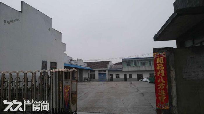 钢结构3000平米厂房带5吨行车出租工业用地-图(1)