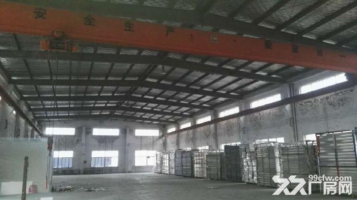 钢结构3000平米厂房带5吨行车出租工业用地-图(3)