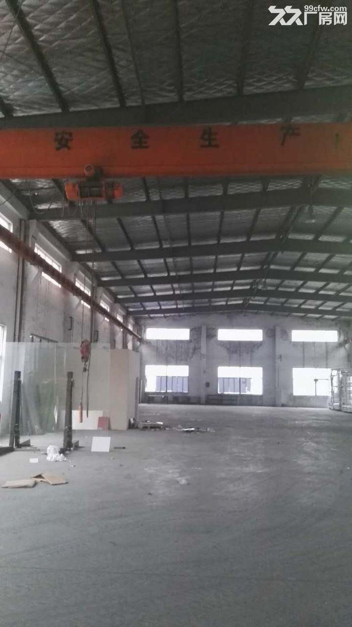 钢结构3000平米厂房带5吨行车出租工业用地-图(5)
