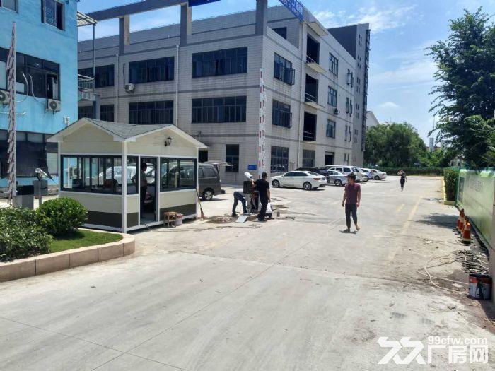 九亭漕河泾底楼沿街195平小厂房,成熟园区赠免租期-图(2)