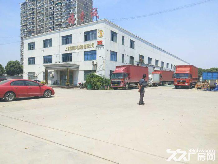 九亭单层仓库280,450,1300平米出租-图(3)
